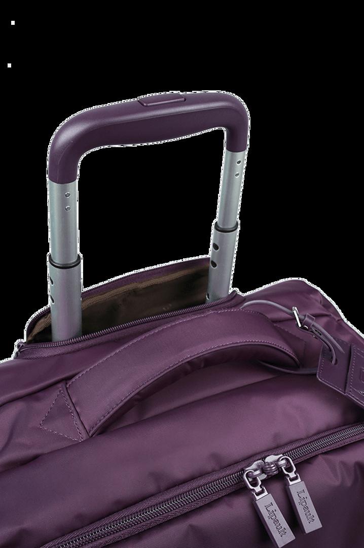 Originale Plume Koffert med 4 hjul 55cm Purple | 4