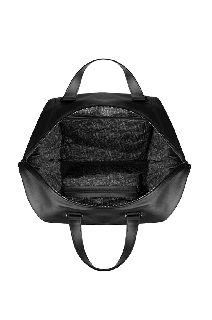 Plume Elegance Weekend Bag Black | 2