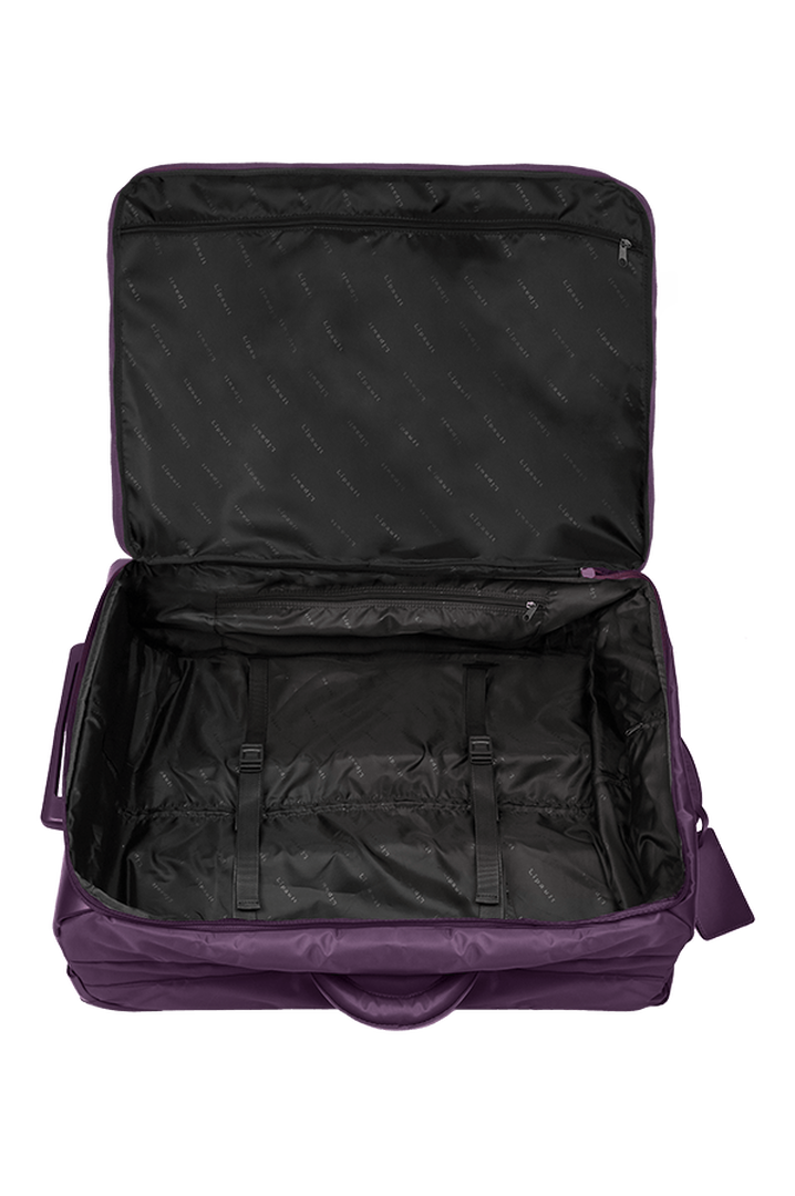 Pliable Koffert med 2 hjul 65cm Purple   2