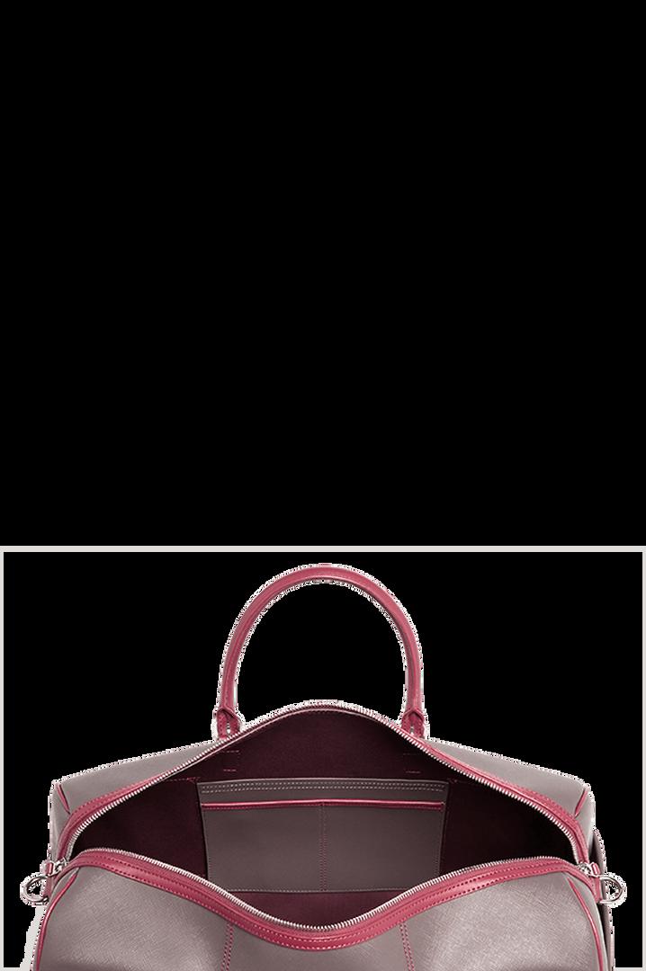Variation Duffelbag Grey/Raspberry   2