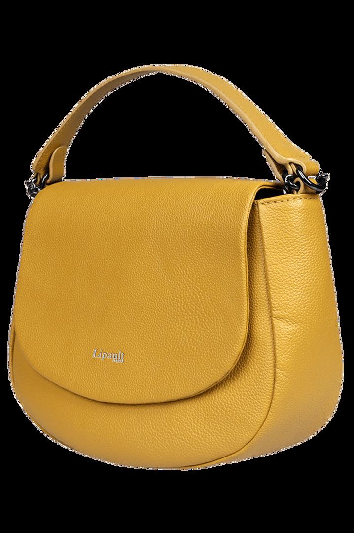Plume Elegance Sadelveske Mustard | 5