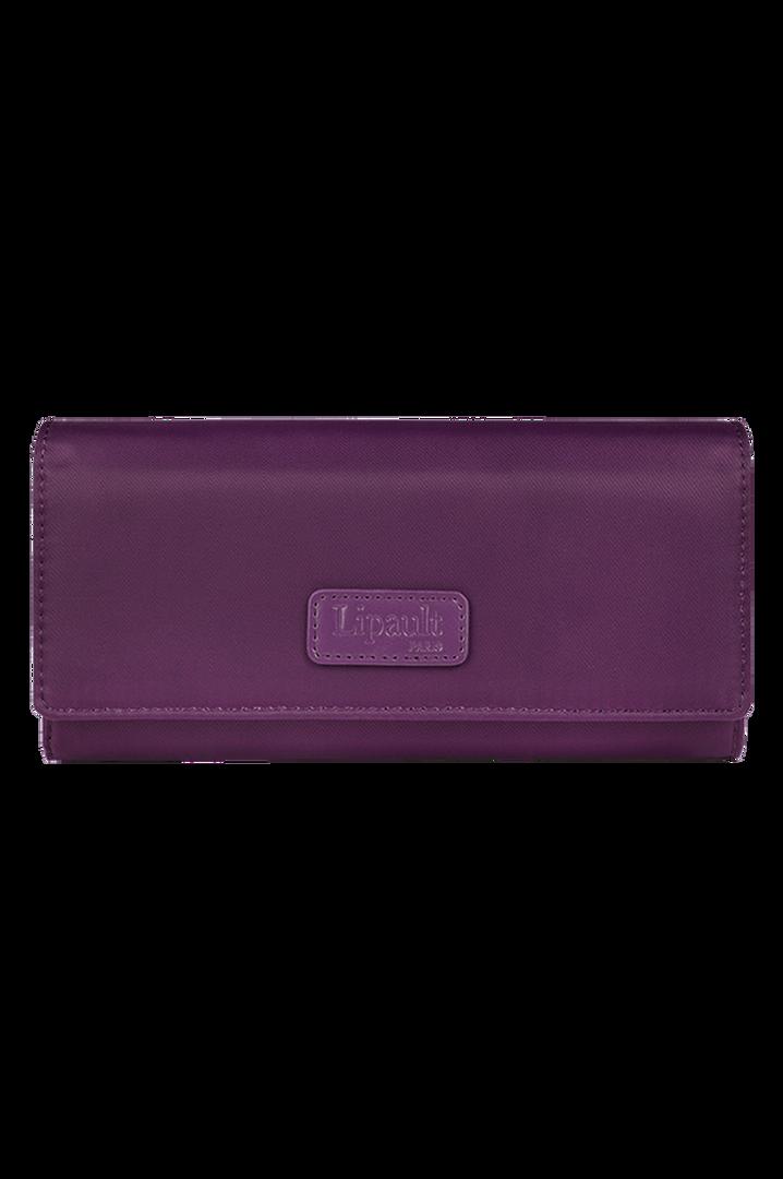 Plume Accessoires Lommebok Purple | 1