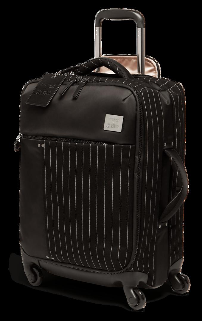 J.P. Gaultier Collab Ampli Koffert med 4 hjul 55cm Black | 4