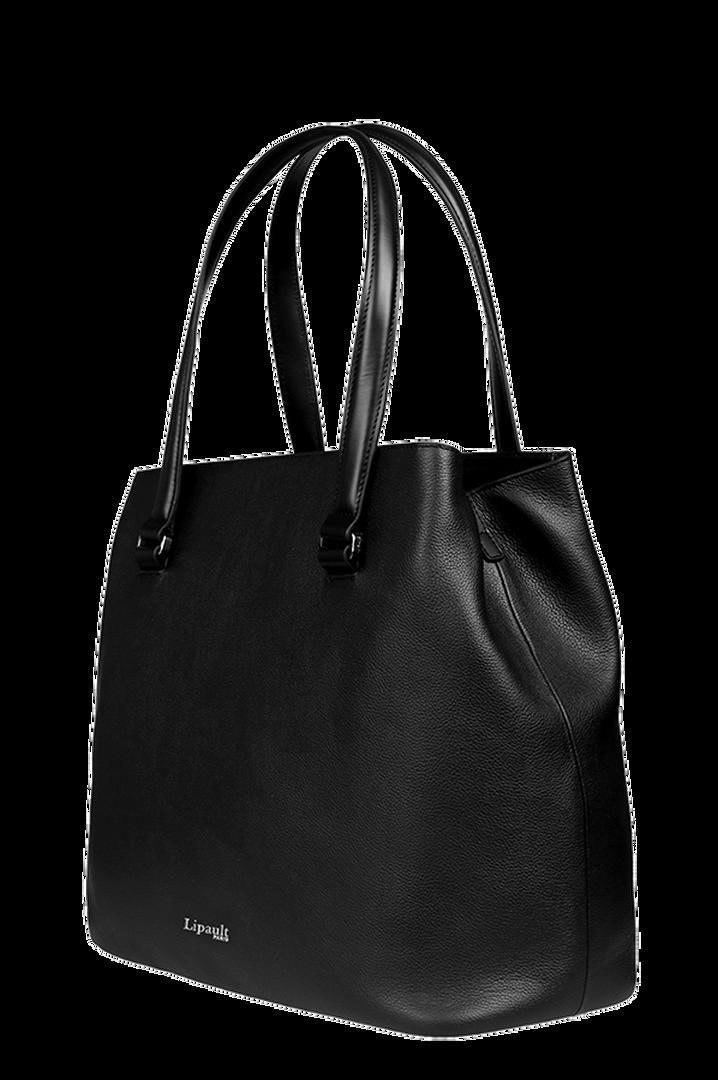 Plume Elegance Handleveske L Black | 3