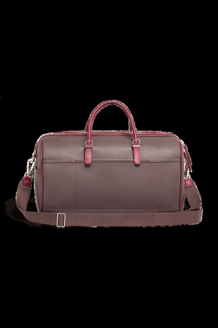 Variation Duffelbag Grey/Raspberry   3