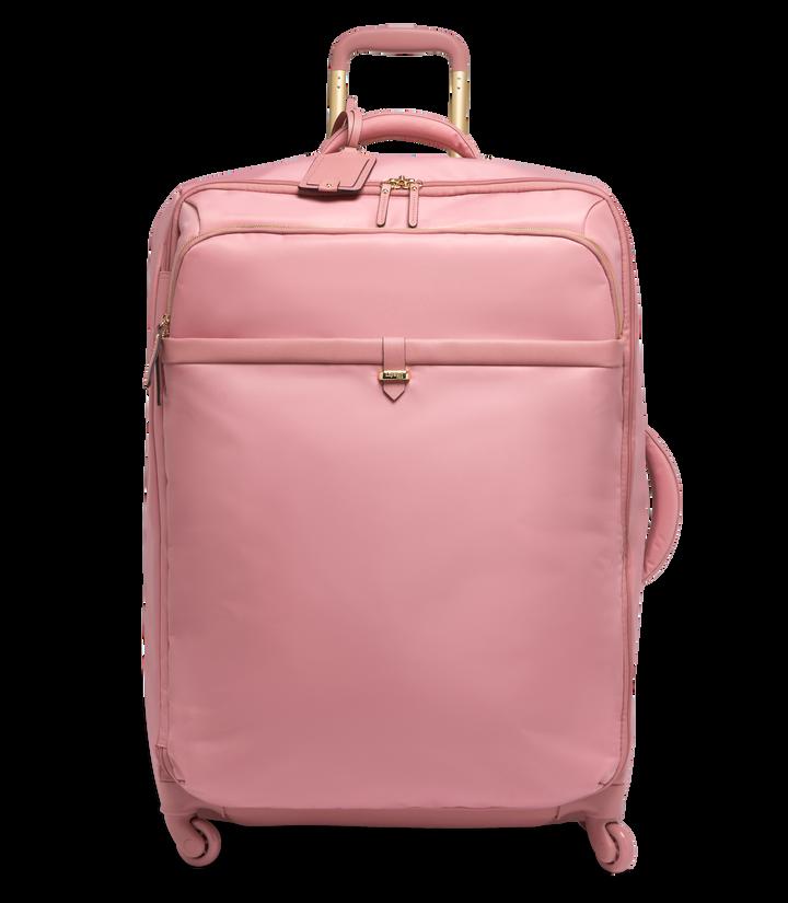 Plume Avenue Koffert med 4 hjul 72cm Azalea Pink | 1