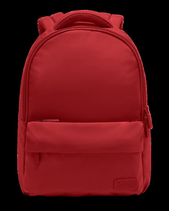 City Plume Ryggsekk  Cherry Red | 1