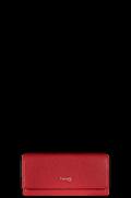 Plume Elegance Lommebok Ruby