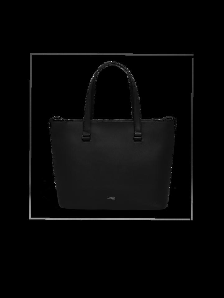 Plume Elegance Handleveske L Black | 1