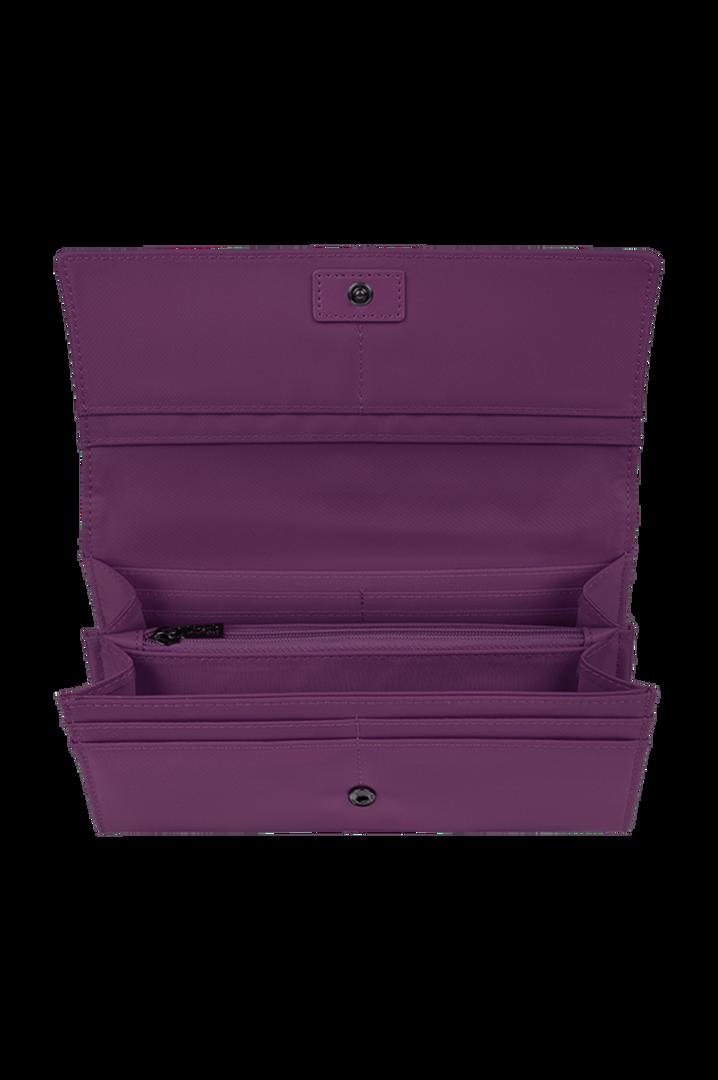 Plume Accessoires Lommebok Purple | 2