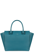 Plume Elegance Satchelveske Duck Blue