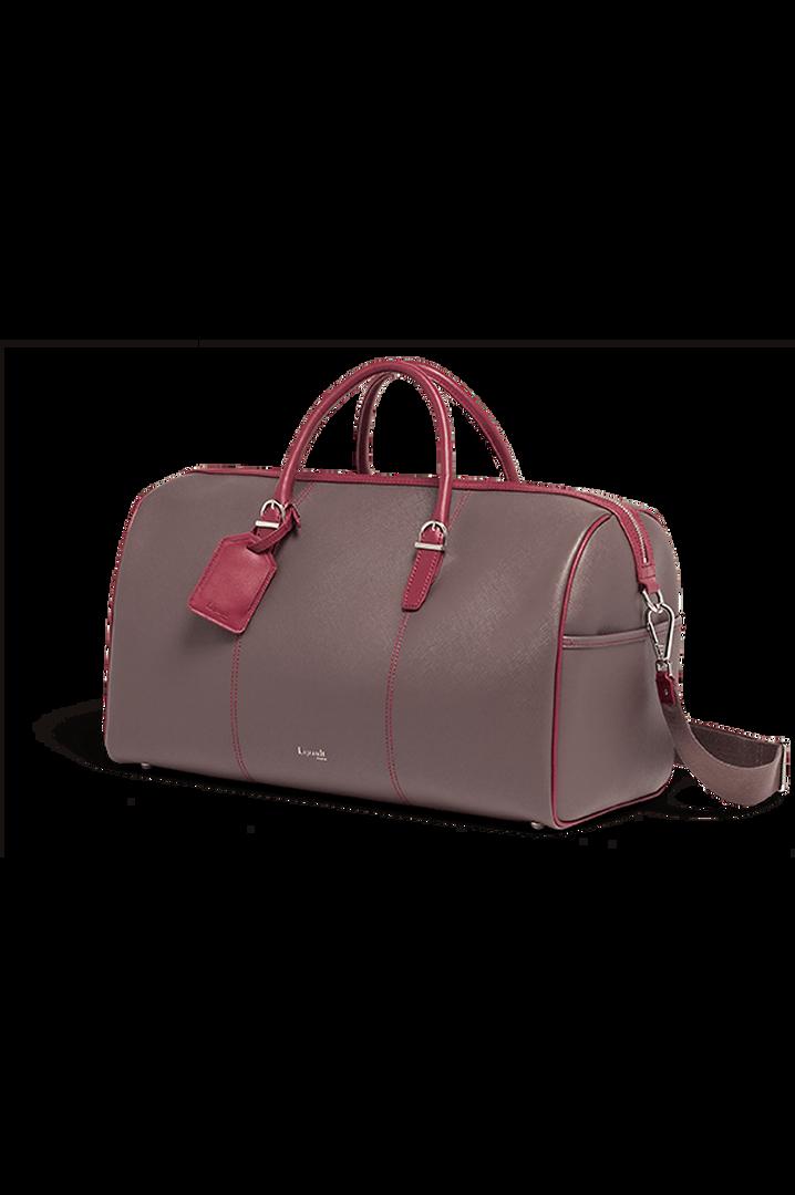 Variation Duffelbag Grey/Raspberry   4