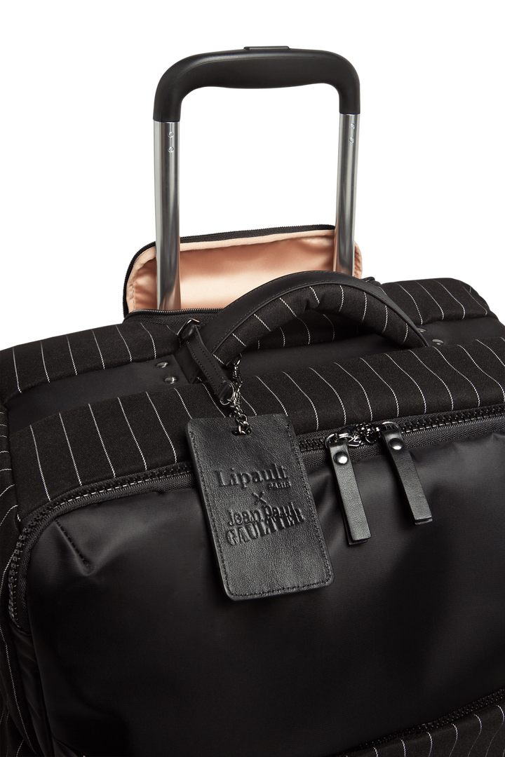 J.P. Gaultier Collab Ampli Koffert med 4 hjul 55cm Black | 6
