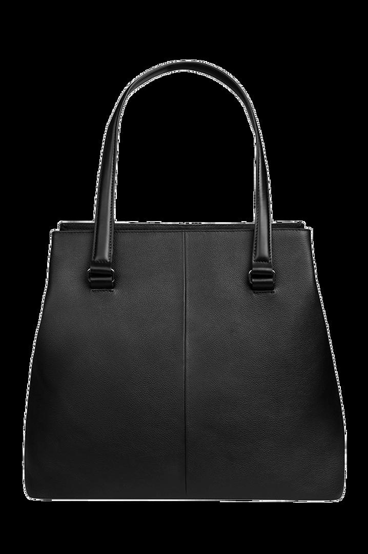 Plume Elegance Handleveske L Black | 2