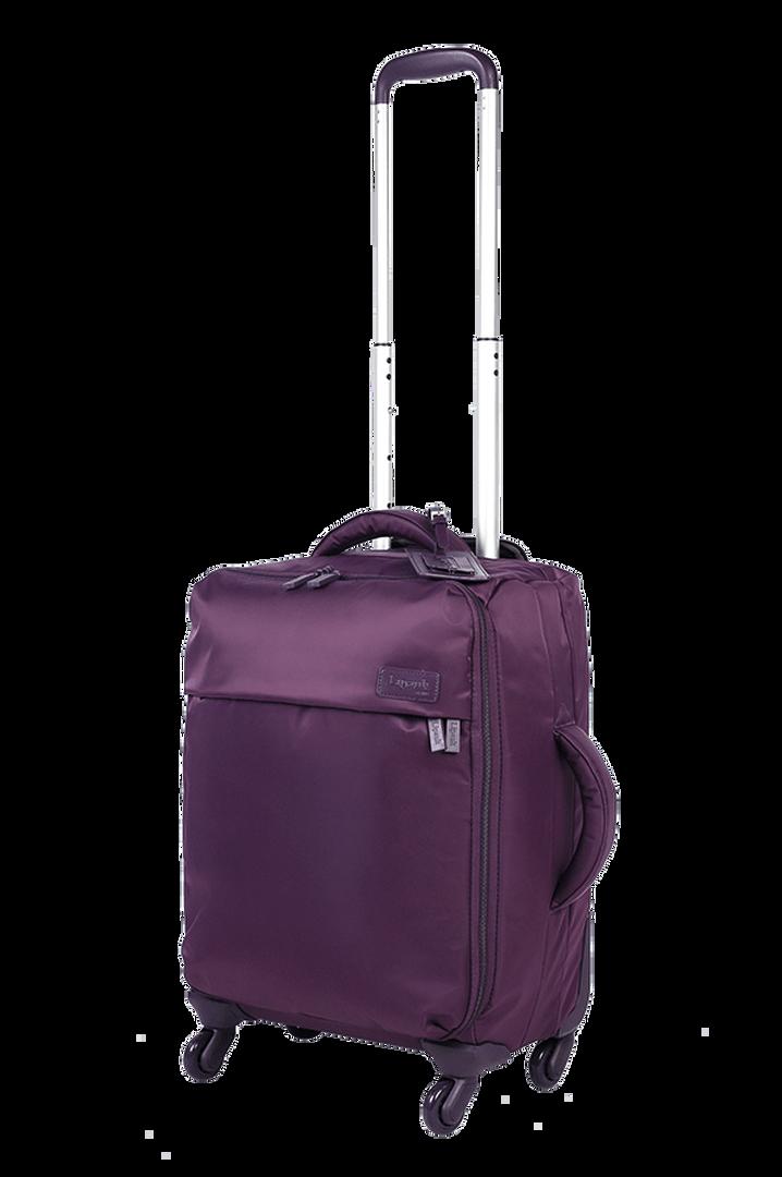 Originale Plume Koffert med 4 hjul 55cm Purple | 2