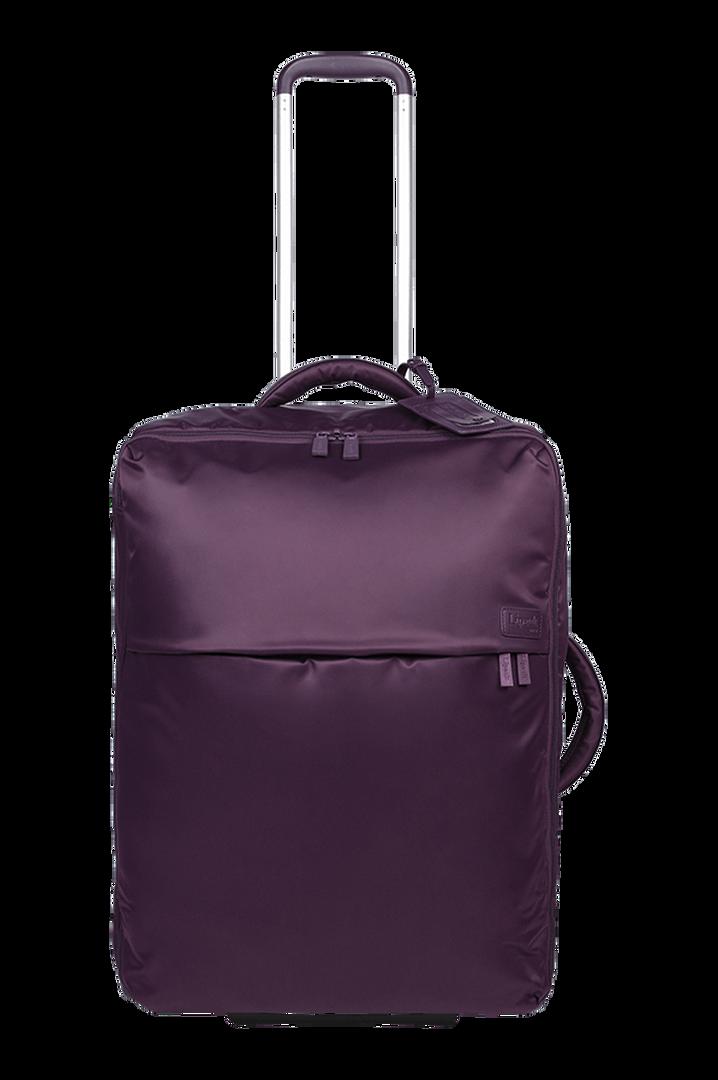 Pliable Koffert med 2 hjul 65cm Purple   1