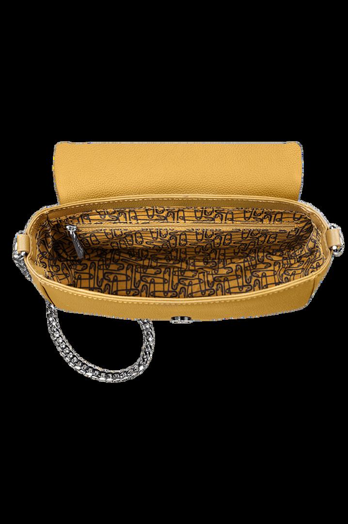 Plume Elegance Sadelveske Mustard | 2